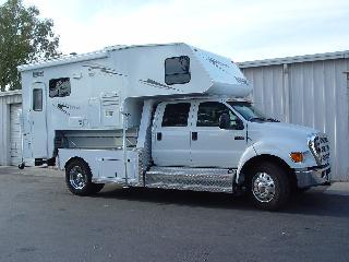 Ford F650 Mountain Master Conversion